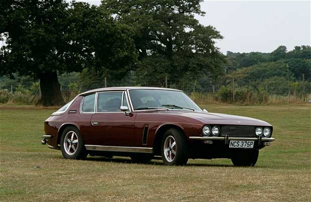 Jensen Interceptor 1976 #1