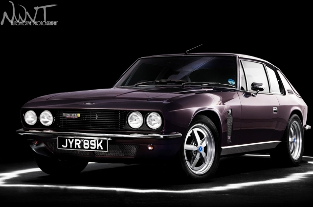 Jensen Interceptor 1976 #10