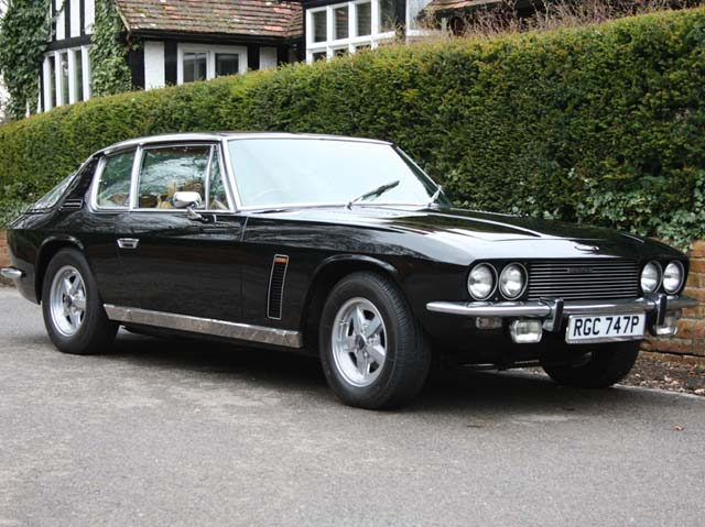 Jensen Interceptor 1976 #12