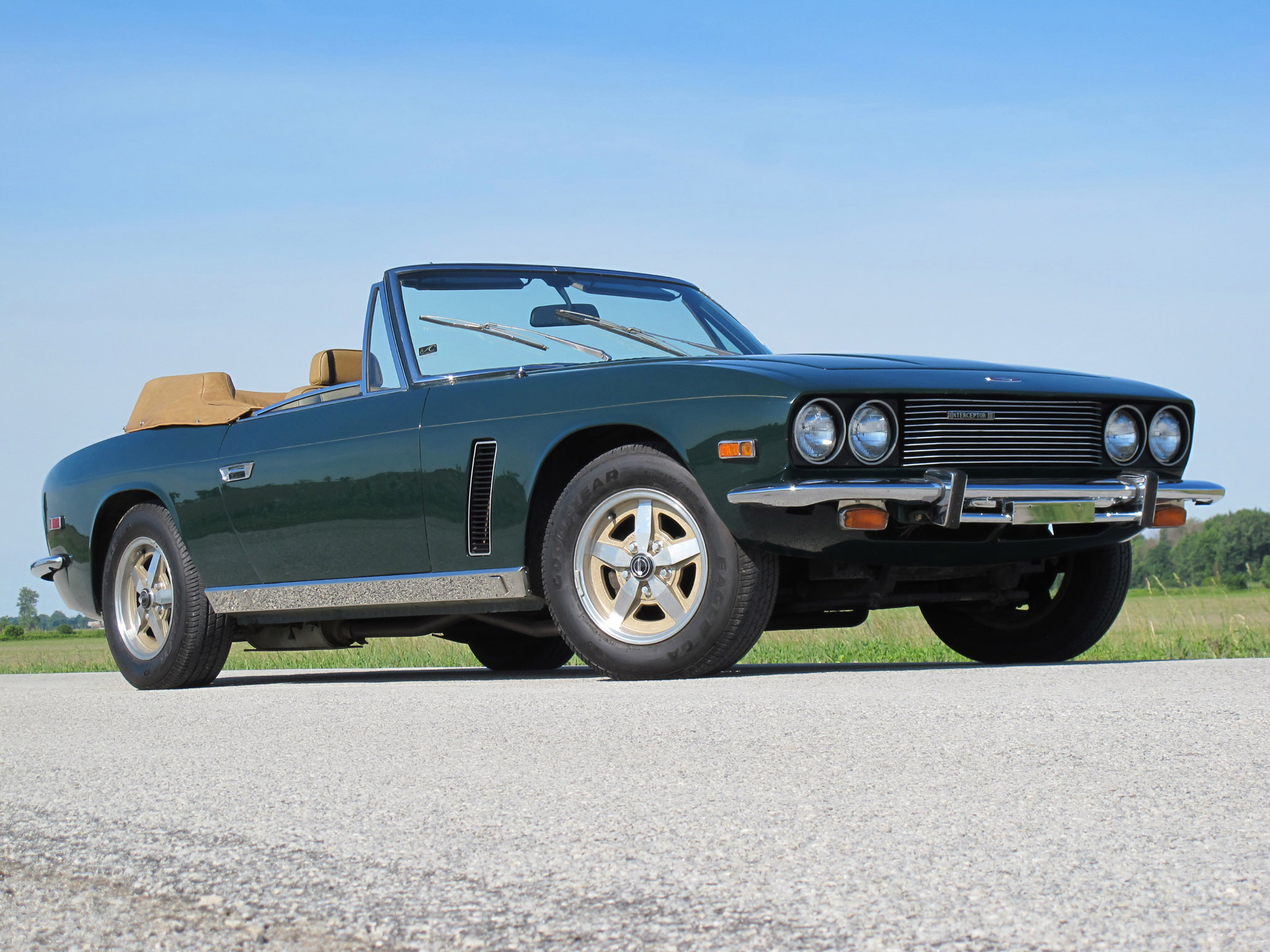 Jensen Interceptor 1976 #13
