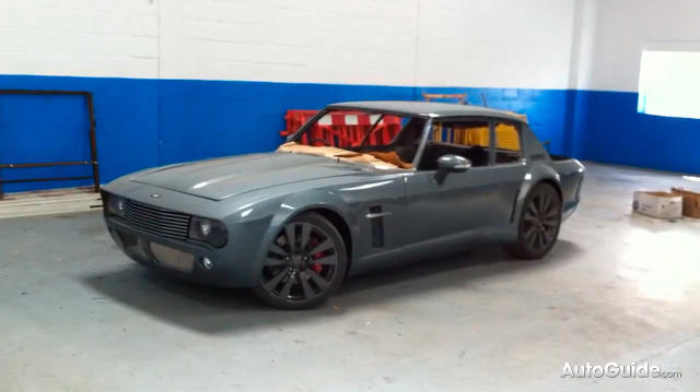Jensen Interceptor 1976 #5
