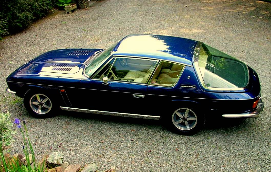 Jensen Interceptor 1976 #8