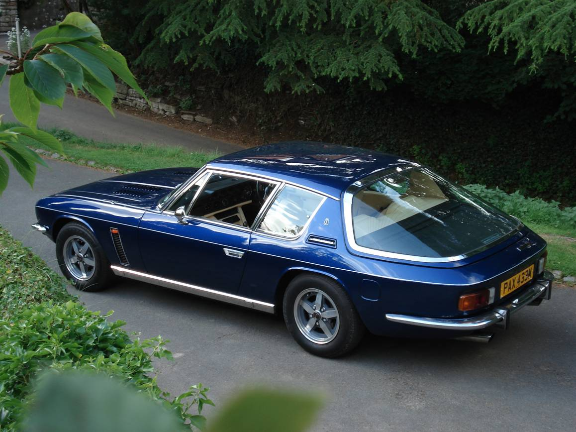 Jensen Interceptor #9