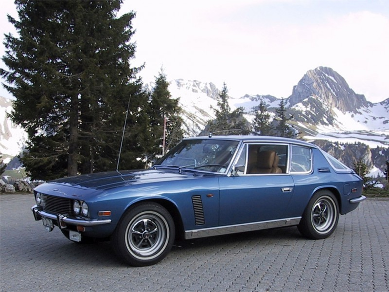 Jensen Interceptor II 1971 #2