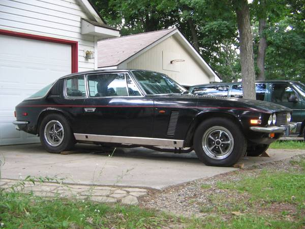 Jensen Interceptor II 1971 #12