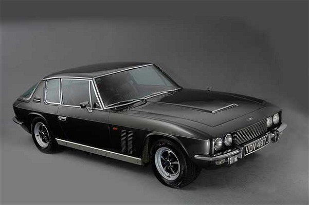 Jensen Interceptor II 1971 #3