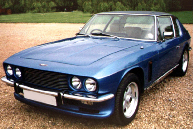 Jensen Interceptor II 1971 #6