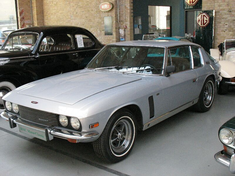Jensen Interceptor II 1971 #8