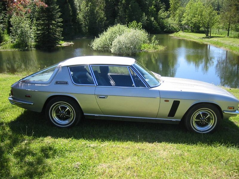Jensen Interceptor II 1971 #10