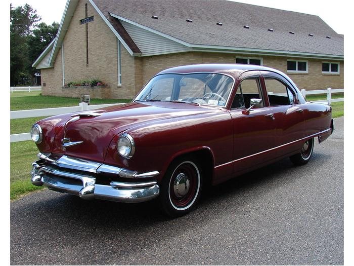 1953 kaiser carolina information and photos momentcar. Cars Review. Best American Auto & Cars Review