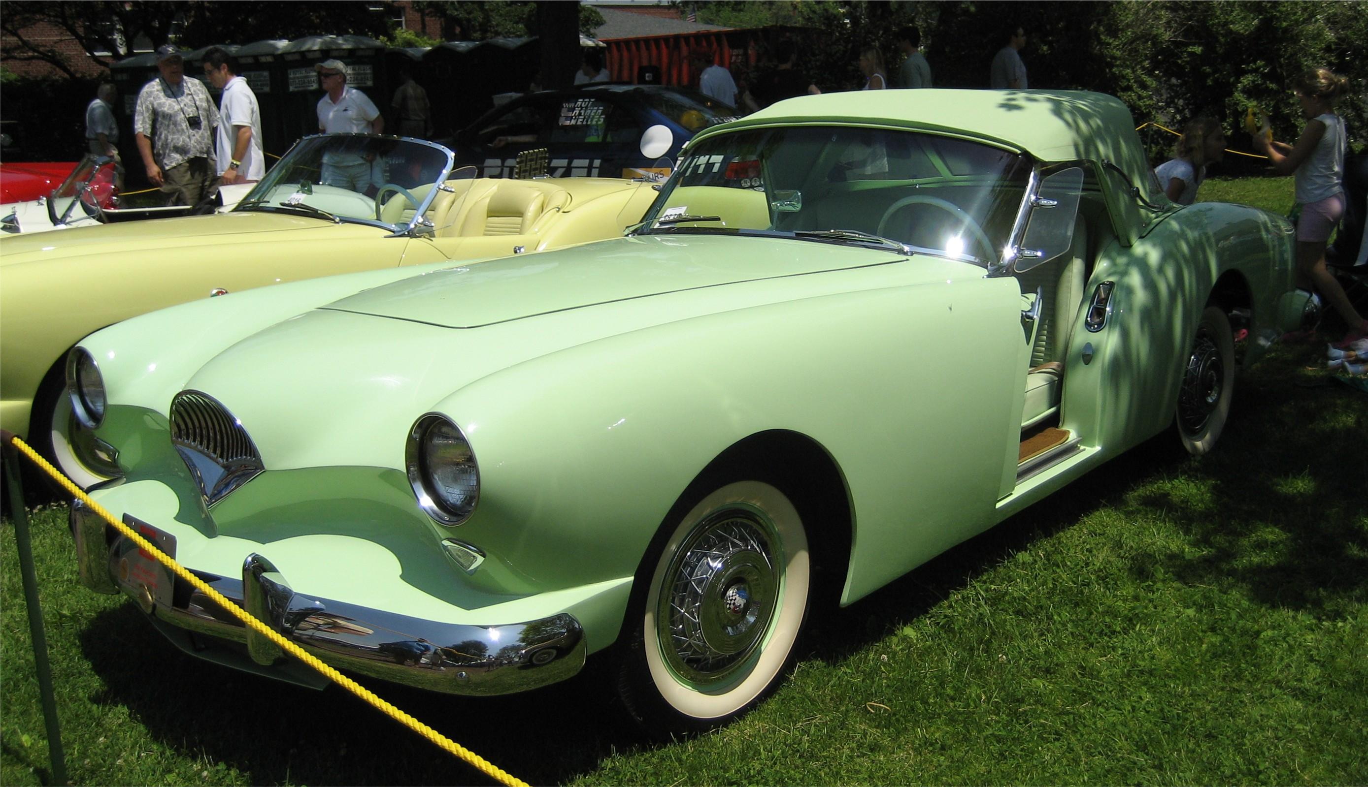 1954 kaiser darrin information and photos momentcar. Cars Review. Best American Auto & Cars Review