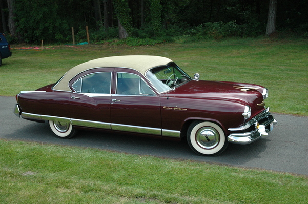 1953 Kaiser Dragon Information And Photos Momentcar