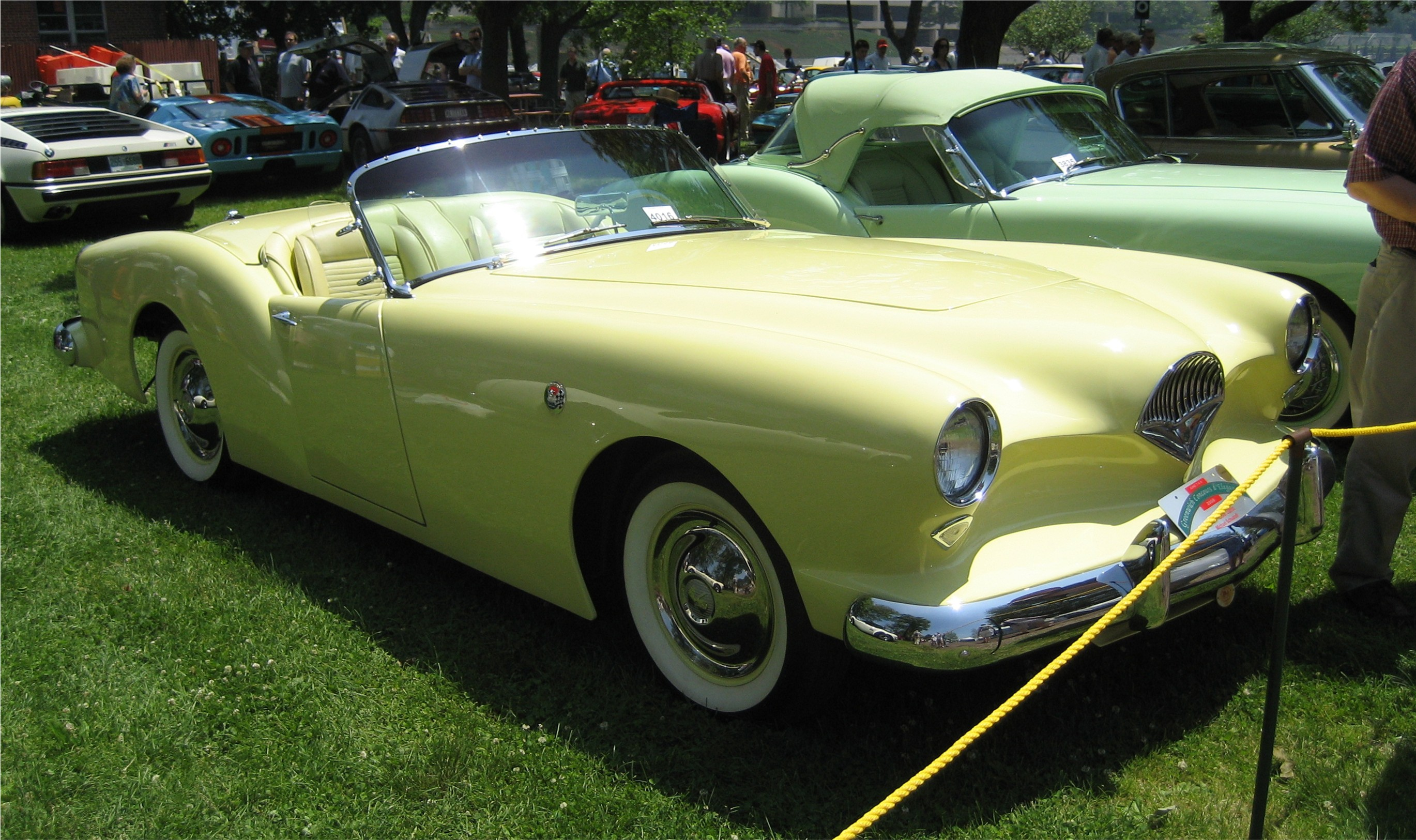 Kaiser Late Special 1954 #7