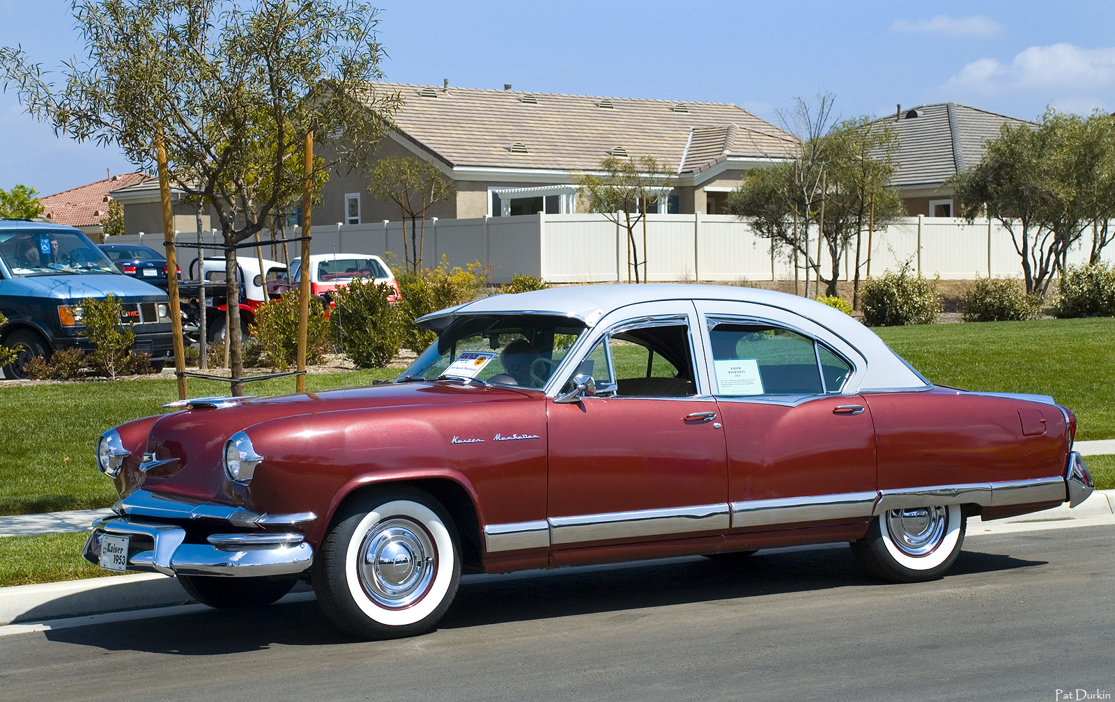 1953 Kaiser Manhattan Information And Photos Momentcar