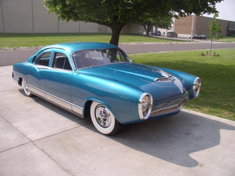 1953 Kaiser Manhattan - Information and photos - MOMENTcar