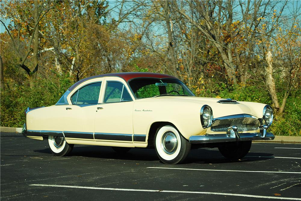 1954 kaiser manhattan information and photos momentcar. Cars Review. Best American Auto & Cars Review
