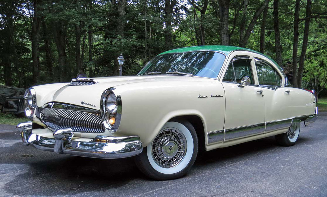 1955 Kaiser Manhattan Information And Photos Momentcar