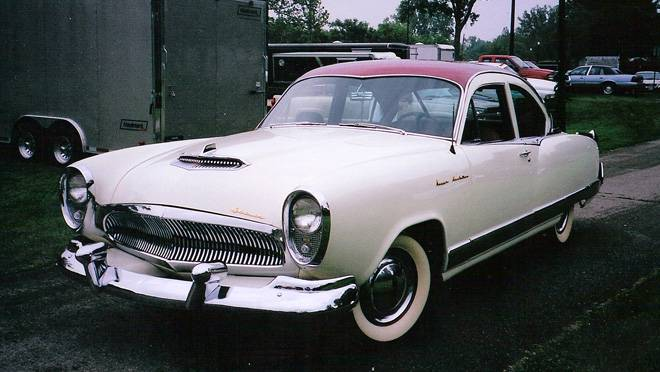 Honda Of Manhattan >> 1955 Kaiser Manhattan - Information and photos - MOMENTcar