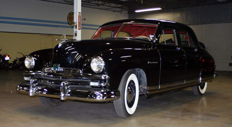 1950 kaiser vagabond information and photos momentcar. Cars Review. Best American Auto & Cars Review