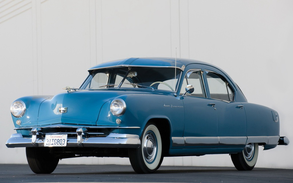 1950 Kaiser Virginian Information And Photos Momentcar