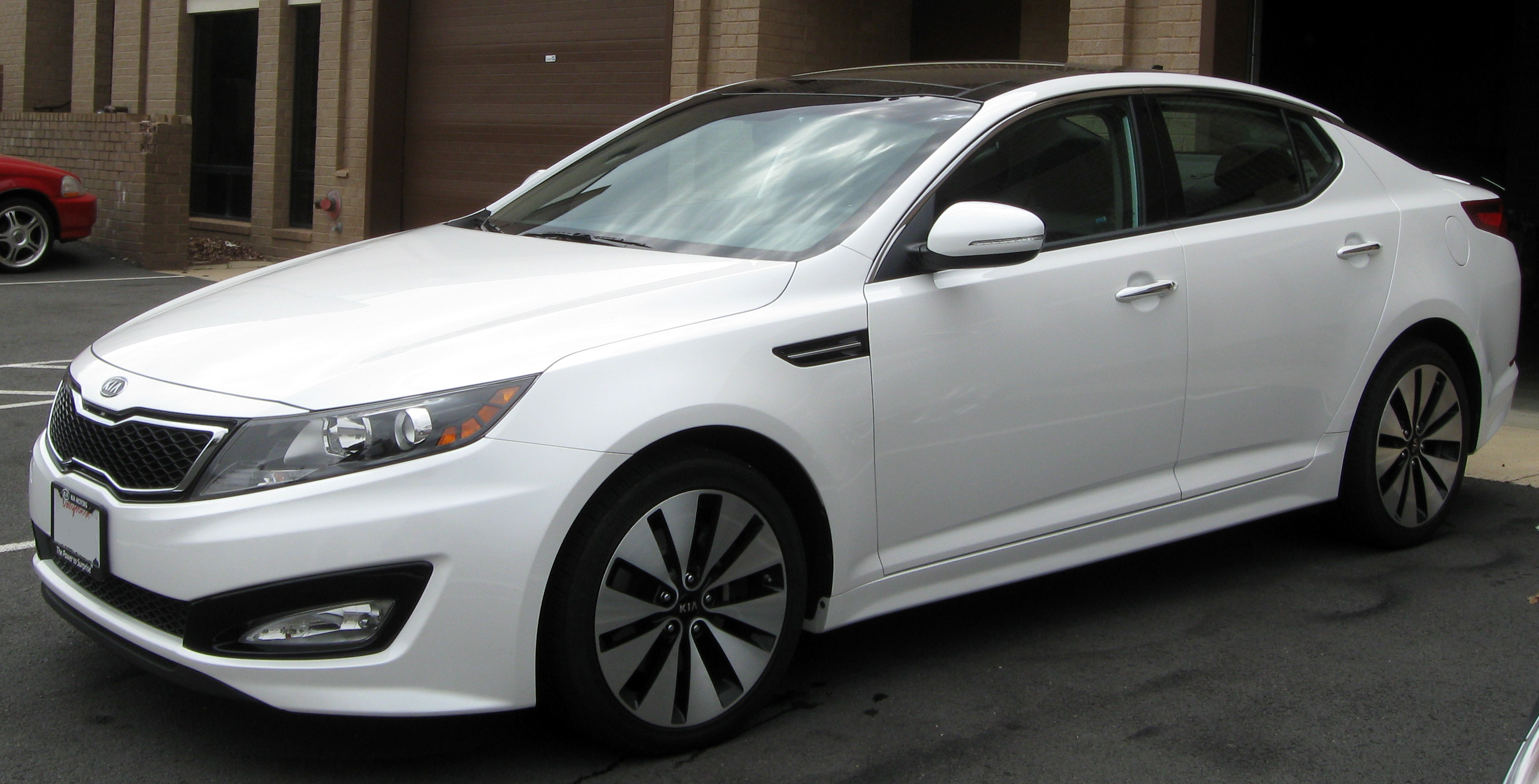 Kia Optima SX #25