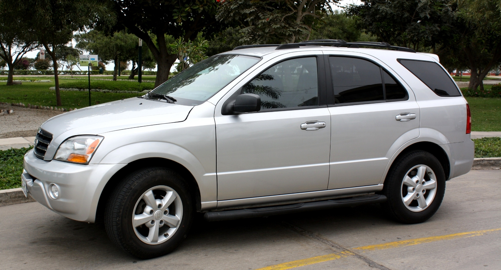 2007 Kia Sorento Information And Photos Momentcar