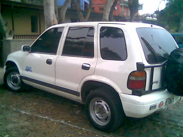 1995 Kia Sportage Information And Photos Momentcar
