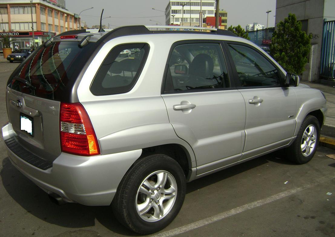 2006 Kia Sportage - Information and photos - MOMENTcar