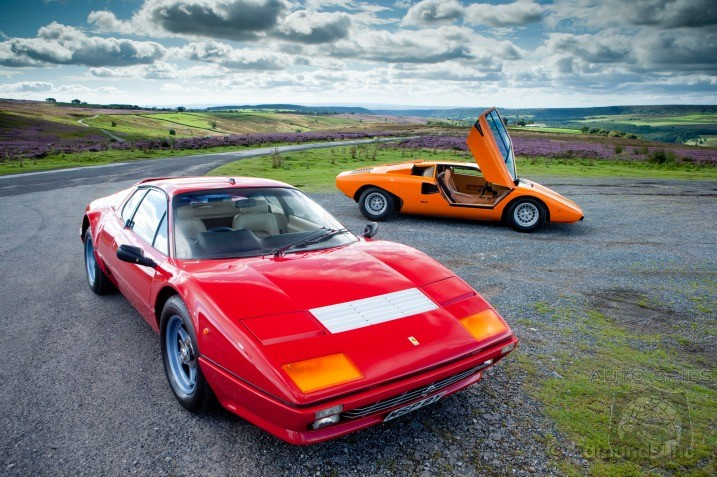 1975 Lamborghini Countach Information And Photos Momentcar