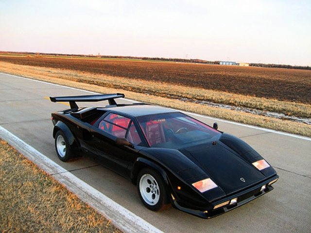 1984 Lamborghini Countach Information And Photos Momentcar