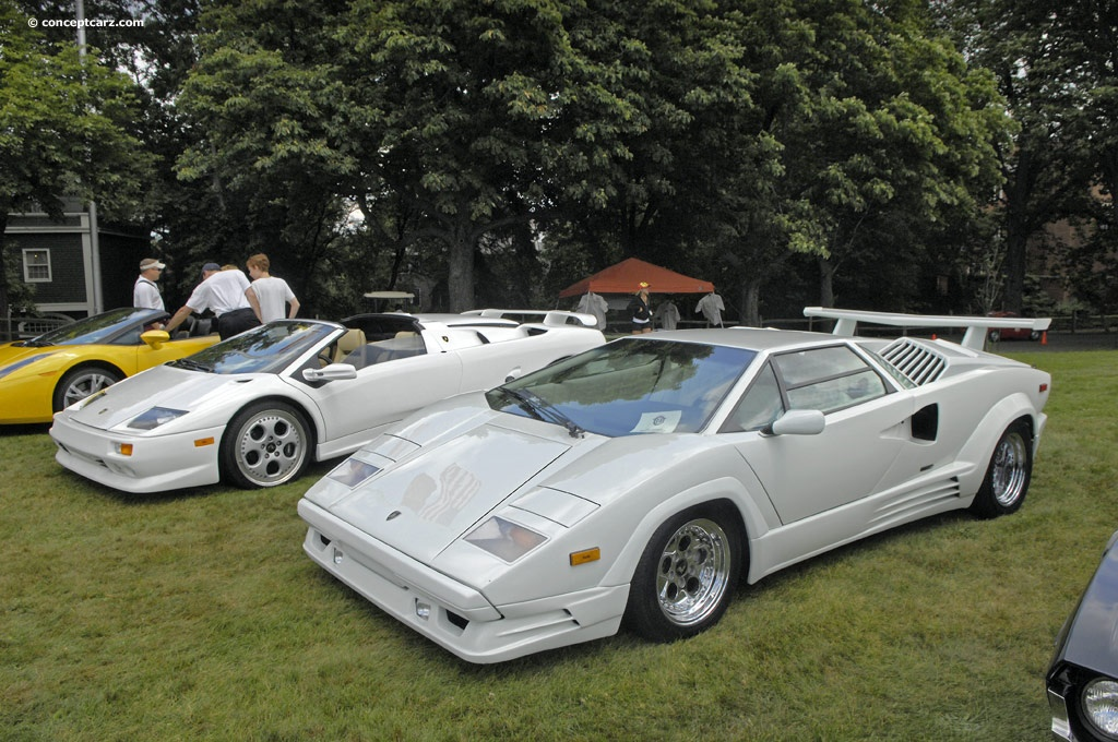1989 lamborghini countach information and photos momentcar. Black Bedroom Furniture Sets. Home Design Ideas