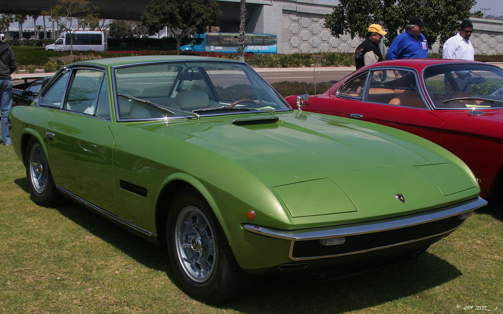 1970 Lamborghini Islero Information And Photos Momentcar