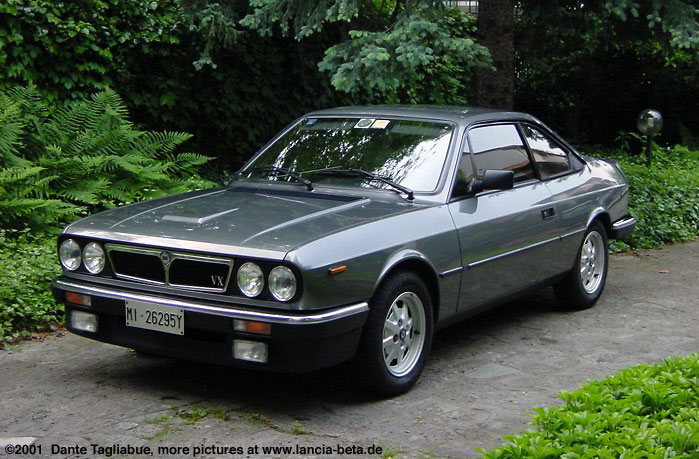 1980 lancia beta information and photos momentcar. Black Bedroom Furniture Sets. Home Design Ideas