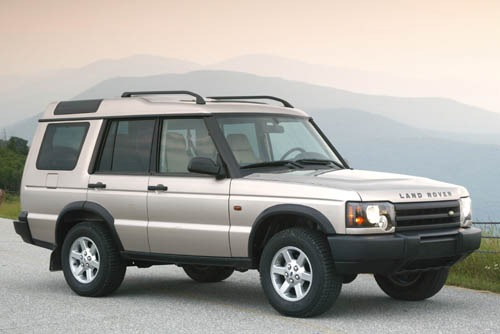 land rover 2003 Range Rover presented after a sophisticated revising #1