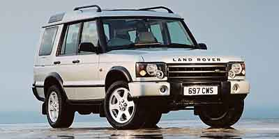 land rover 2003 Range Rover presented after a sophisticated revising #2