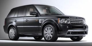 Range Rover shows the class in the range of full-sized luxury Land Rover 2008 SUVs #4