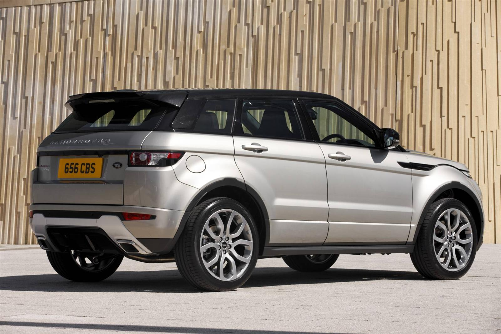 Land Rover 2013 delivers the optimum ride #7