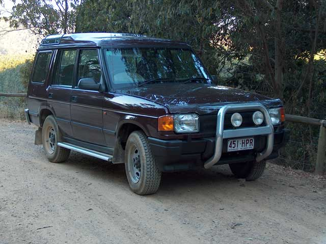 2004 land rover discovery manual download