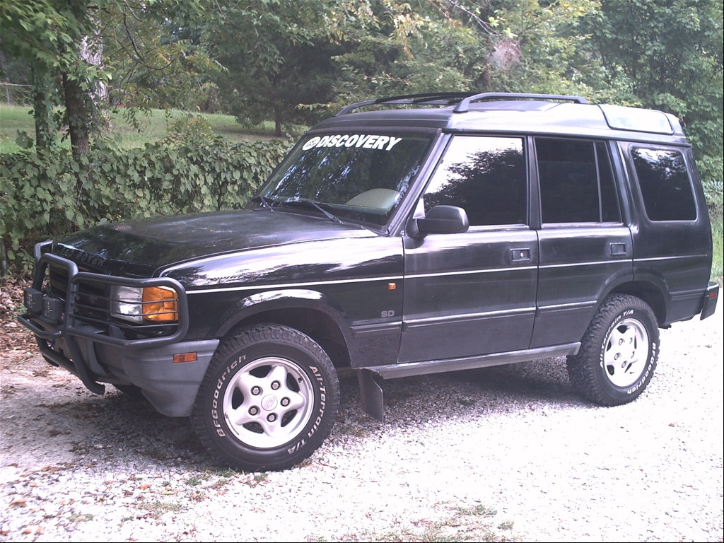 Land Rover Discovery >> LAND ROVER DISCOVERY - 715px Image #9