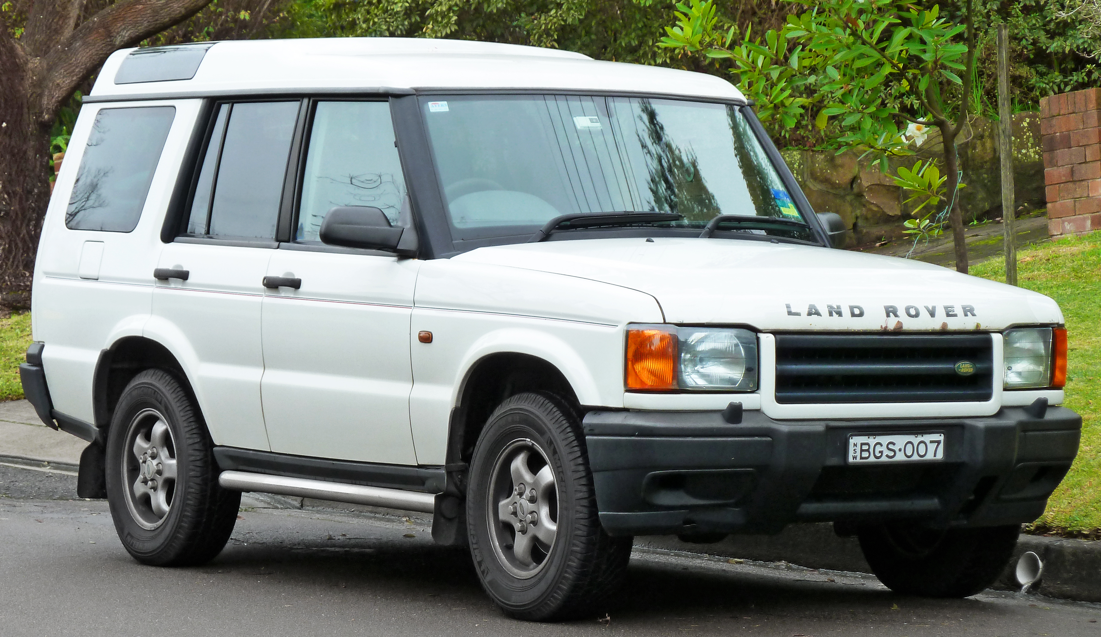 Land Rover Discovery 1999 #3