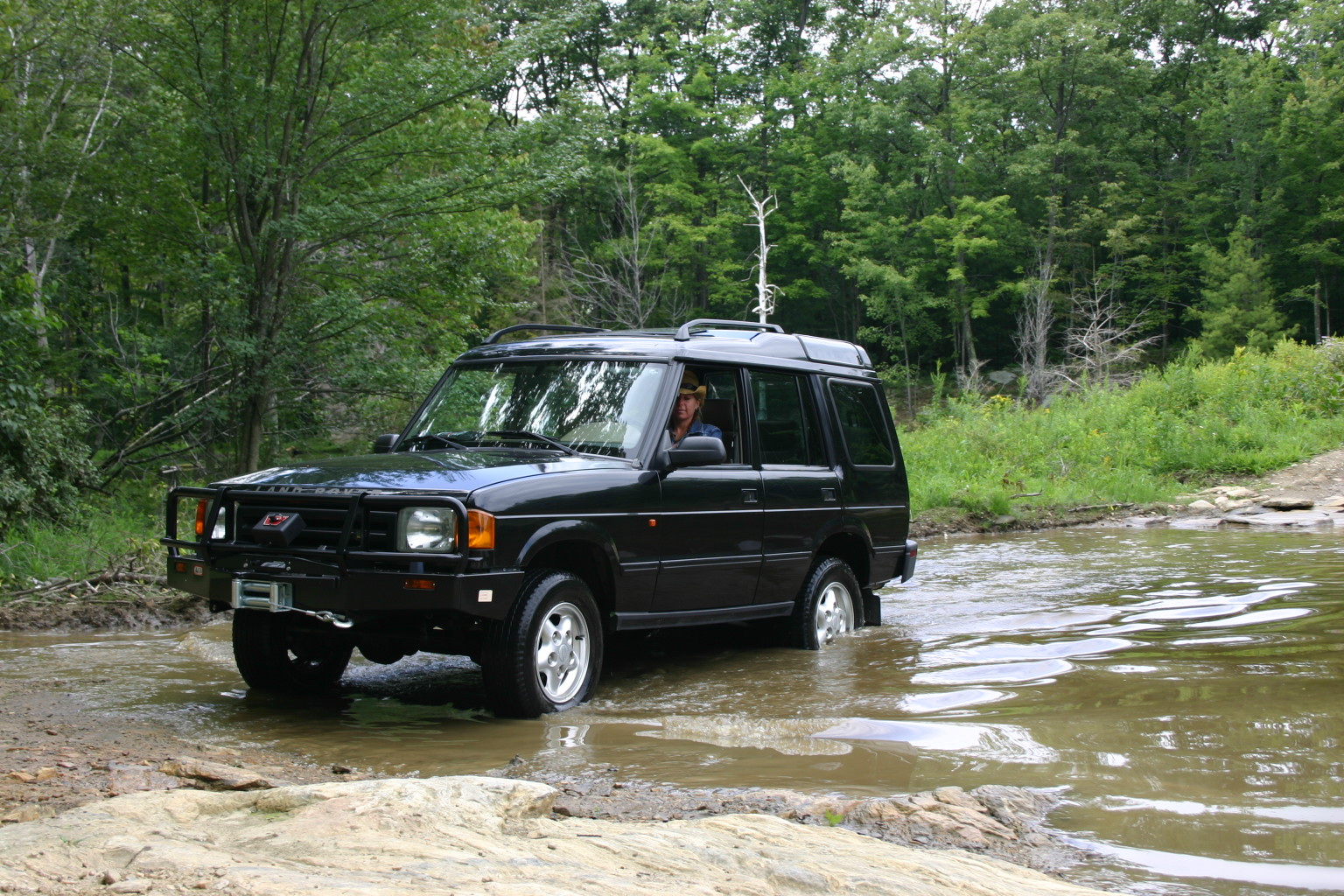 Land Rover Discovery 1999 #10