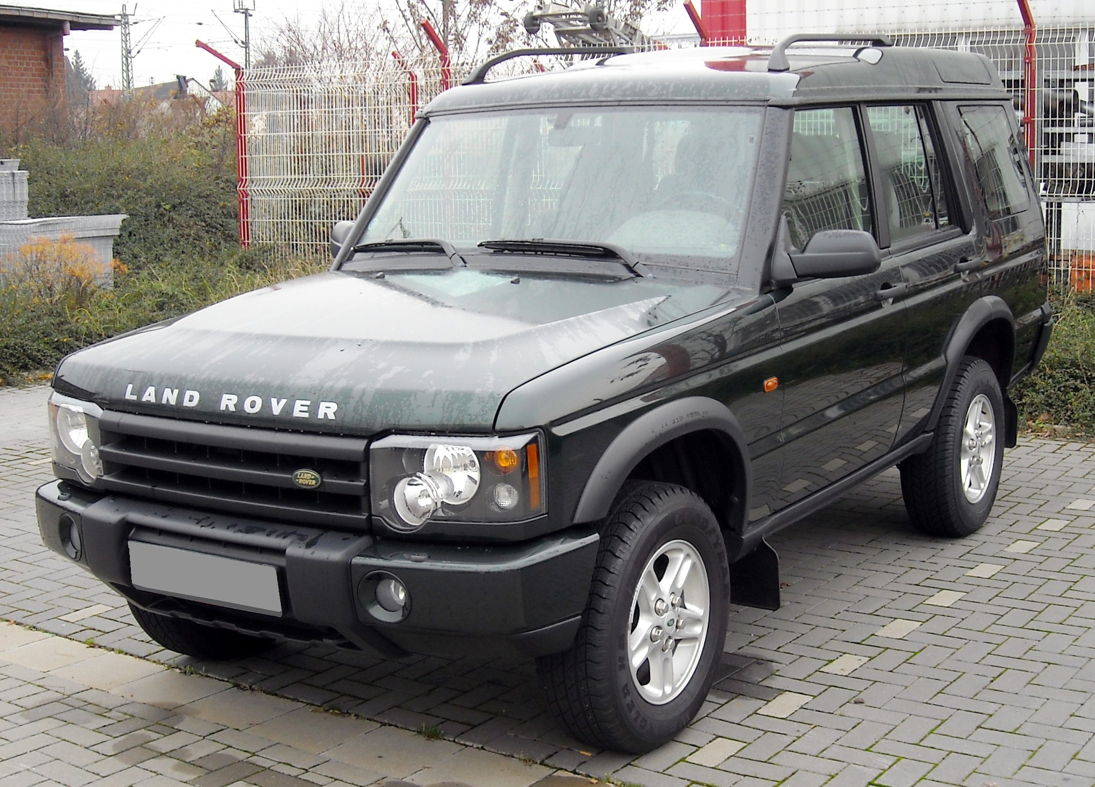 2003 Land Rover Discovery - Information and photos - MOTcar