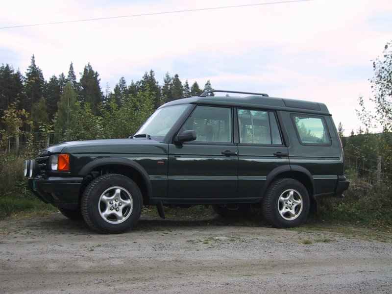2000 Land Rover Discovery Series Ii Information And