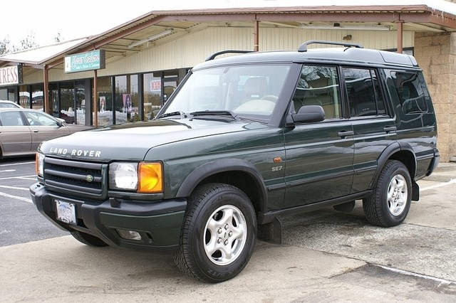 Land Rover Discovery Series II 2001 #1