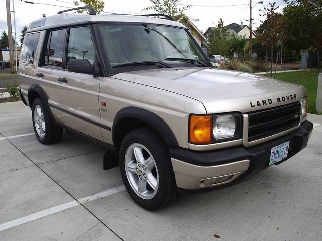 Land Rover Discovery Series II 2001 #2