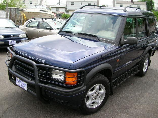 Land Rover Discovery Series II 2001 #6