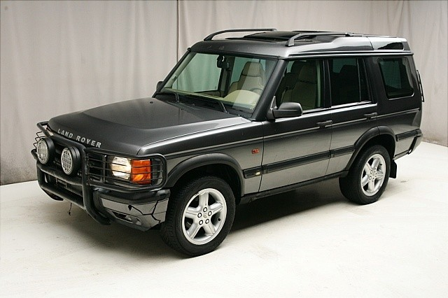 Land Rover Discovery Series II 2001 #8