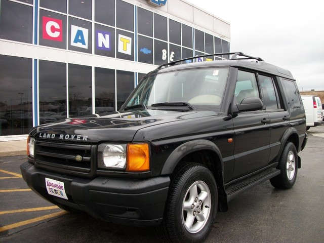 2002 land rover discovery series ii information and photos momentcar. Black Bedroom Furniture Sets. Home Design Ideas