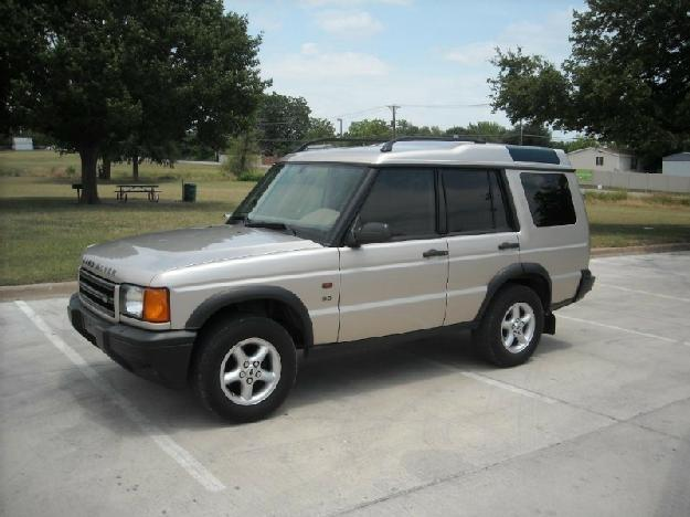 Land Rover Discovery Series II SD #5