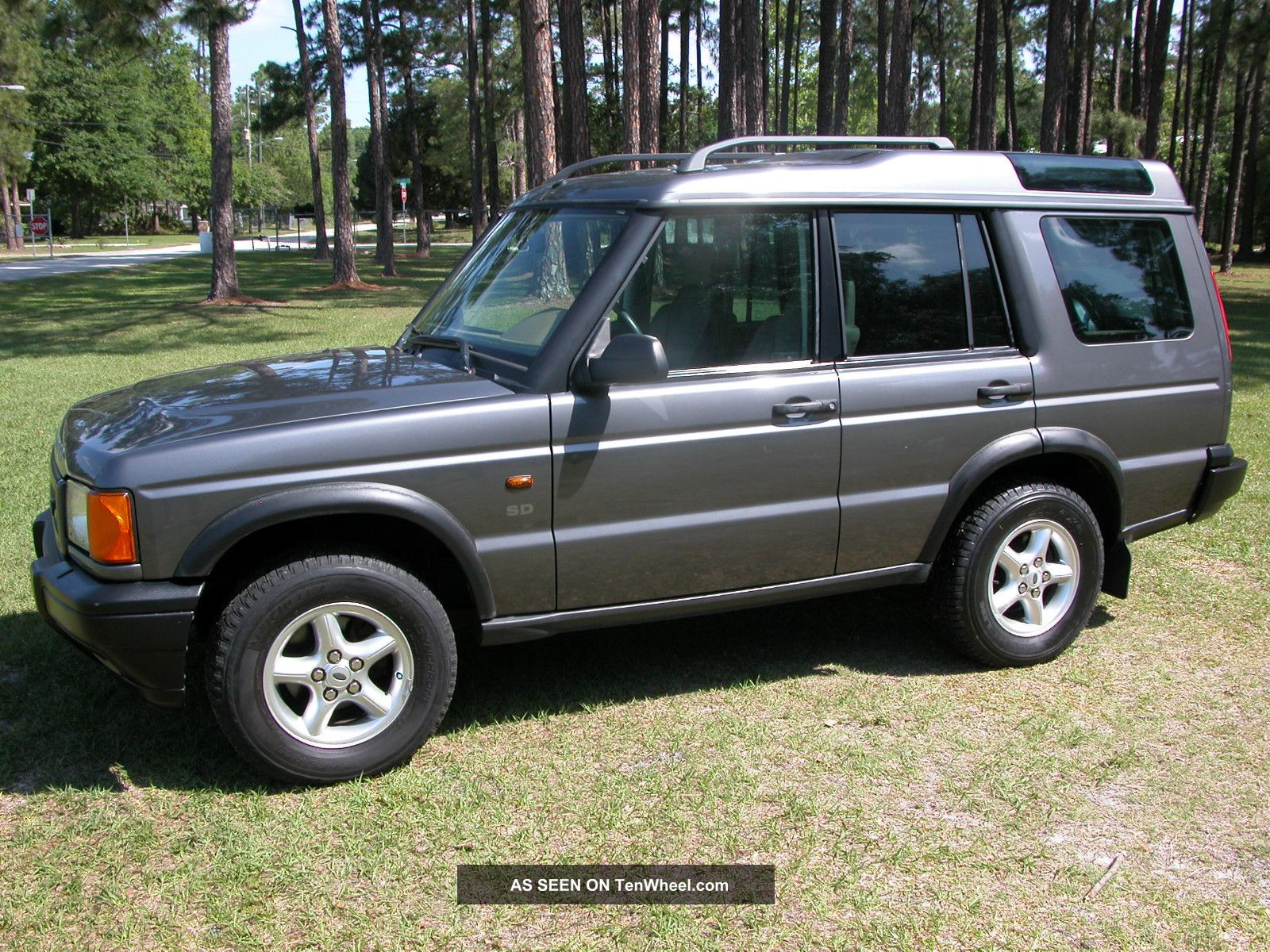 Land Rover Discovery Series II SD #6